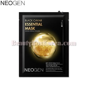 NEOGEN Dermalogy Black Caviar Essential Mask 25ml