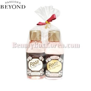 [mini] BEYOND Rose Silk Bouquet Body Set 2items