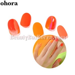 OHORA N Color Vivid Strip 1ea