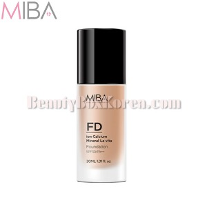 MIBA FD Foundation SPF30 PA++ 30ml