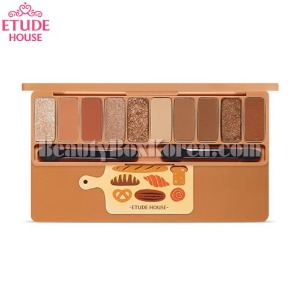 ETUDE HOUSE Play Color Eyes Bakehouse 0.8g*10 colors