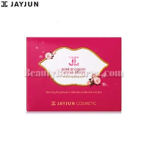 JAYJUN Rose Blossom Lip Gel Patch 3g*5ea