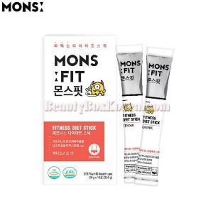MONS MONS Fit Fitness Diet Stick 1Box