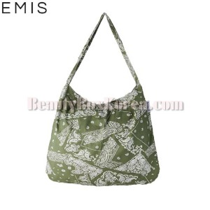 EMIS Paisley Eco Bag 1ea,Beauty Box Korea