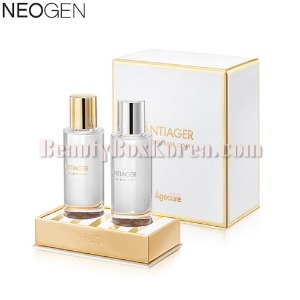 NEOGEN Agecure Antiager Facial Base Coat Set 2items
