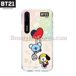 BT21 iPhone Universtar School Graphic Light Up Phone Case 1ea