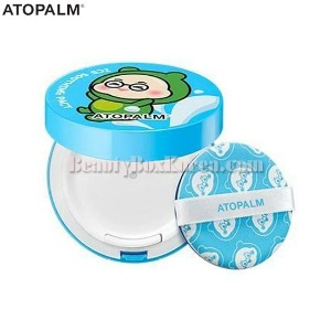 ATOPALM Kids Ice Soothing Pact 12g