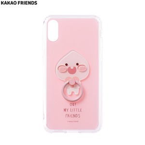 KAKAO FRIENDS Mini Ring Case little APEACH 1ea
