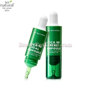 SO NATURAL Cica 90 Real Ampoule 10ml