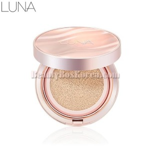 LUNA Essence Crystal Cushion SPF50+ PA++++ 14g