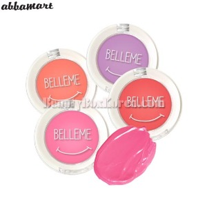 ABBAMART Shy Smile Cheek Pot 2.5g