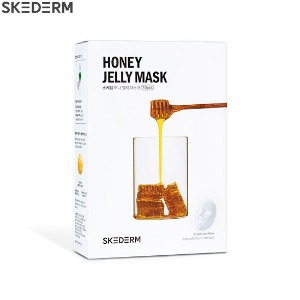 SKEDERM Honey Jelly Mask 35ml*10ea