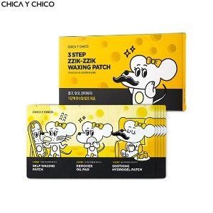 CHICA Y CHICO 3 Step Zzik-Zzik Waxing Patch 5ea