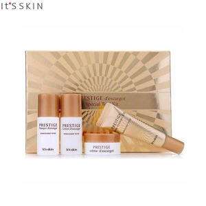 [mini] IT'S SKIN Prestige D'escargot Trial Kit 4items,Skinfood