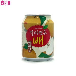 HAITAI Crushed Pear Juice 238ml