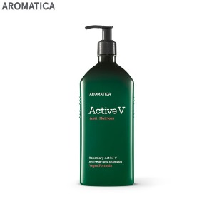 AROMATICA Rosemary Active V Anti-Hair Loss Shampoo 400ml