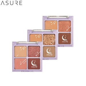 ASURE Eyes On Moonlight Shadow Palette 8.8g
