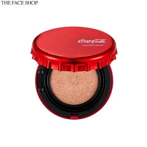 THE FACE SHOP Fmgt Coca-Cola Ink Lasting Cushion SPF30 PA++ 15g