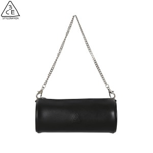 3CE Mini Chain Lip Bag #Black 1ea