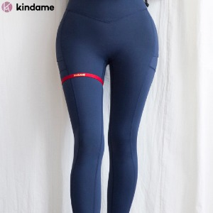KINDAME PVH Pelvis Volume Up Leggings High Waist Navy 1ea,Beauty Box Korea