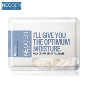 NEOGEN Dermalogy Milk Cream Essential Mask 23ml x 10p,NEOGEN
