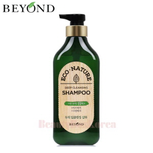 BEYOND Eco Nature Deep Cleansing Shampoo 500ml,BEYOND