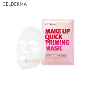 CELDERMA Make up Quick Priming Mask 5g,CELDERMA