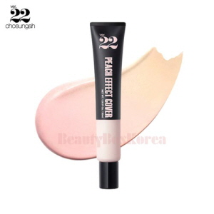 CHOSUNGAH 22 Peach Effect Cover SPF 31 PA++ 35ml,CHOSUNGAH22