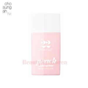 CHOSUNGAH22 Peach Make Up Base 30ml,CHOSUNGAH22