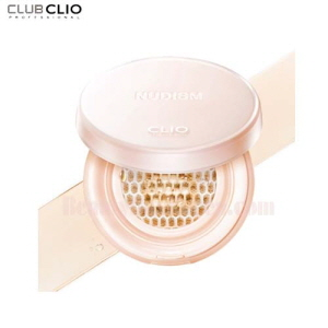 CLIO Nudism Water Grip Cushion SPF 50+PA +++ 12g,CLIO