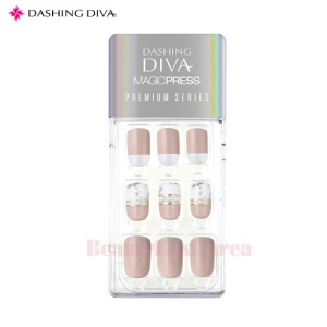 DASHING DIVA Magic Press Premium MGP0034 Grace Marble 1set,DASHING DIVA