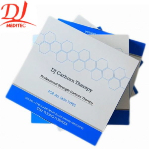 DJ MEDITEC DJ Carborn Therapy - CARBOXY CO2 MASK 5g*5sheet,DJ(Daejong Meditec)