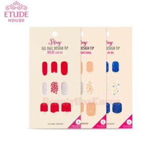 ETUDE HOUSE Play Nail Design Tip 18tips,ETUDE HOUSE
