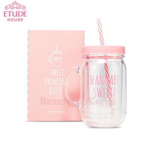 ETUDE HOUSE Sweet Drinking Bottle 1ea [Online Excl.],ETUDE HOUSE