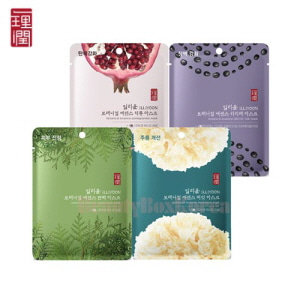 ILLIYOON Botanical Essence Mask 25g*10ea,ILLI