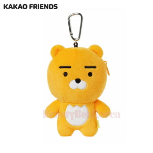 KAKAO FRIENDS Card Key Chain Doll 2 1ea,KAKAO FRIENDS