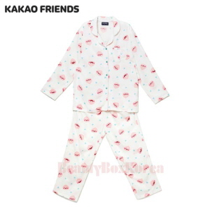 KAKAO FRIENDS Shiny Triangul Womens Pajama-Apeach 1ea,KAKAO FRIENDS
