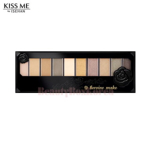 KISS ME Kiss Me Heroine Make Multi Color Palette 7g,KISS ME