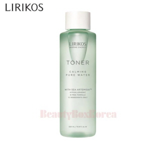 LIRIKOS Marine Energy Toner Calming Pure Water 320ml,SOONSOOLAB
