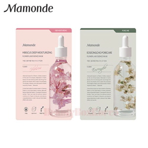 MAMONDE Flower Lab Essence Mask 25ml,MAMONDE