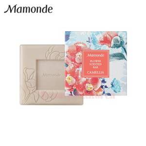 MAMONDE Flower Scented Bar 100g,MAMONDE