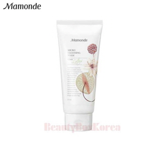 MAMONDE Micro Cleansing Foam 175ml,MAMONDE