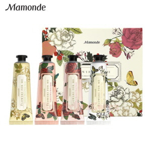 MAMONDE Perfumed Hand Cream Set 4items 30ml*4ea [Holiday Edition],MAMONDE