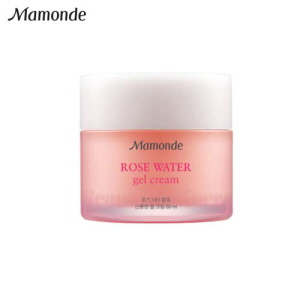 MAMONDE Rose Water Gel Cream 80ml,MAMONDE