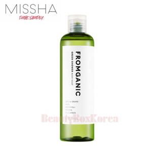 MISSHA Fromganic Body Soap 300ml,MISSHA