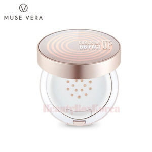 MUSE VERA Cover Me Up BB Pact SPF34 PA++ 15g (Powdery),MUSE VERA
