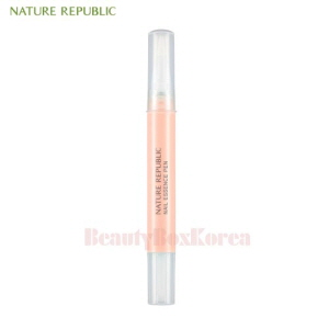 NATURE REPUBLIC Color & Nature Nail Essence Pen 2.3g,NATURE REPUBLIC