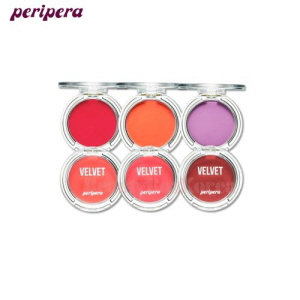 PERIPERA Clear Water Color Velvet Cheek 4g [Online Excl.],PERIPERA