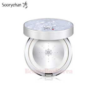 SOORYEHAN Bichaek Jadan Metal Cushion Foundation SPF50+ PA+++ 15g*2ea,SOORYEHAN
