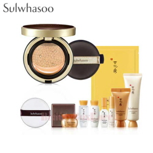 SULWHASOO Perfecting Cushion Intense 15g*2  [Special Package Set],SULWHASOO